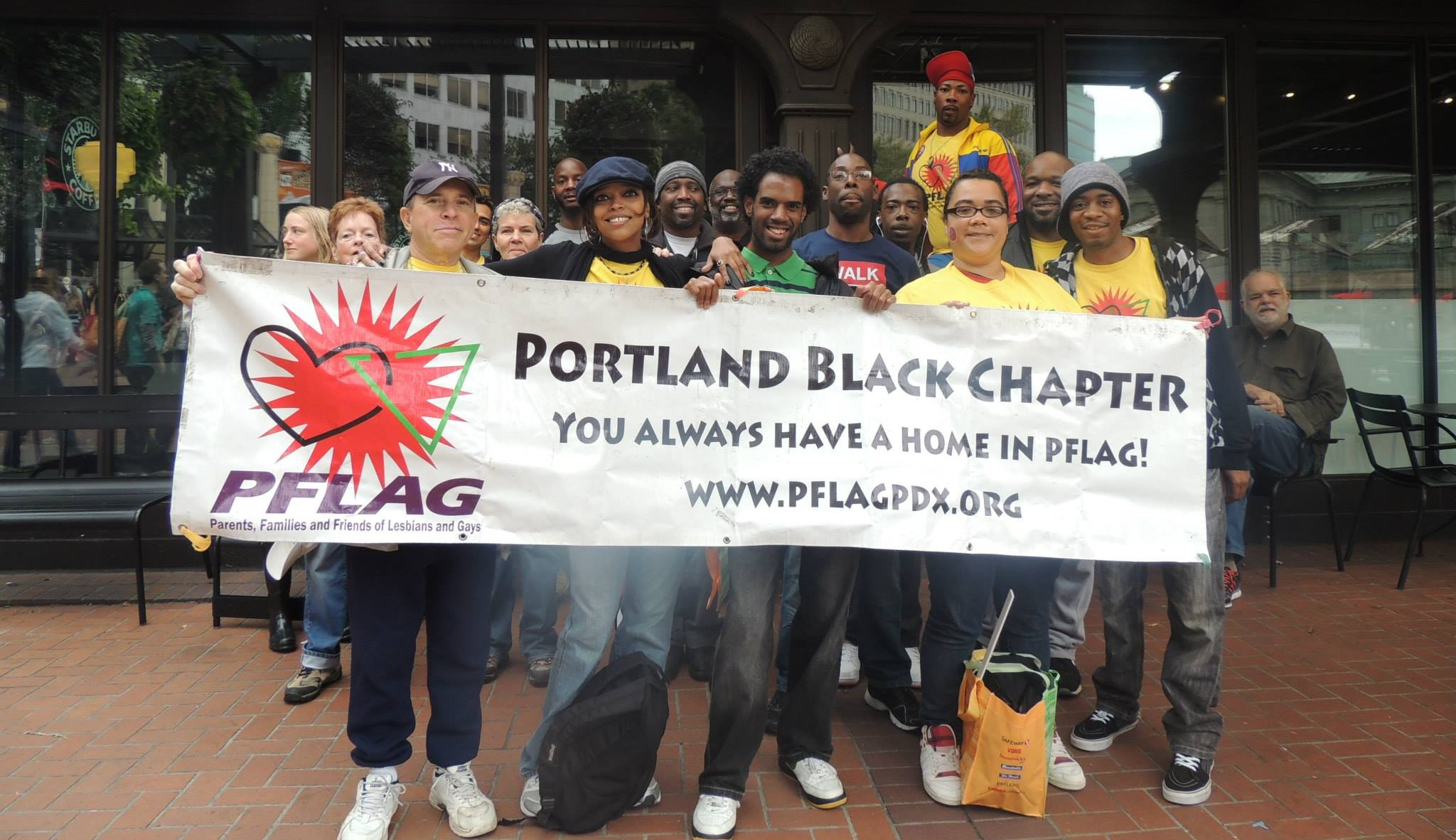 PFLAG - Portland Black Chapter