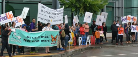 Activists rally for comprehensive immigration reform