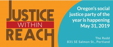 Justice Within Reach May 31, 2019